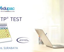 Surabaya TOEFL ITP Test Schedule for August 2018