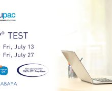 Surabaya TOEFL ITP Test Schedule for July 2018