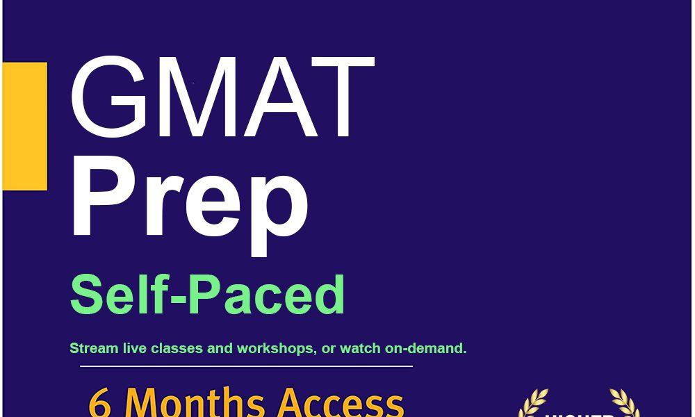 Kaplan Edupac Online – GMAT Self-Paced course
