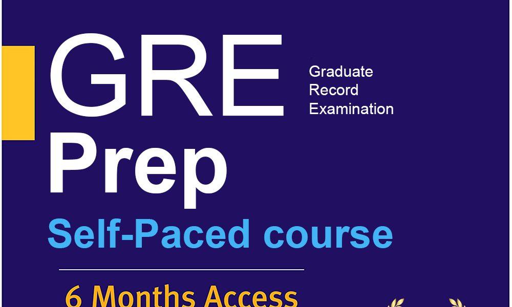 Kaplan Edupac – GRE Prep – Self-Paced