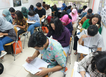 IELTS Simulation